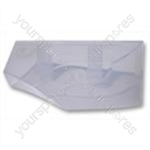 Dyson CR02 Soap Tray Front Cover White