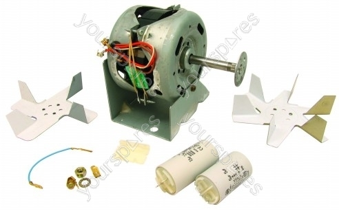 Hotpoint Tdl32 Motor Kit Spares C00207447 By Creda