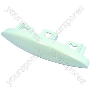 Indesit White Dishwasher Door Handle Cover