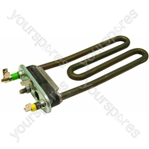 Indesit 1700 Watt Washing Machine Heater Element w/ Sensor Hole