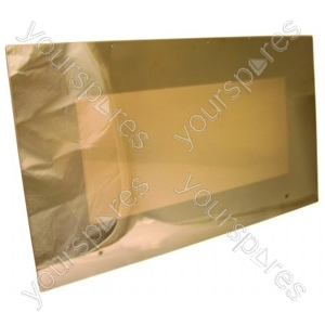 Oven Door Glass Mirror