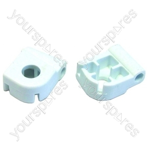 Hotpoint Washing Machine / Tumble Dryer Hinge Bearings - Pack of 2