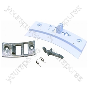 Hotpoint Washing Machine Latch Plate and Cover Kit