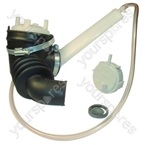 Indesit Washing Machine Sump Hose Kit