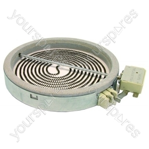 Hotpoint Ceramic Hotplate Element Spares