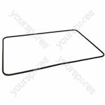 Hotpoint FV242 Seal - Inner Glass/inner Door