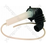 Indesit Washing Machine Sump Assembly