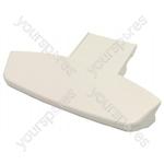 Indesit White Washing Machine / Tumble Dryer Door Handle
