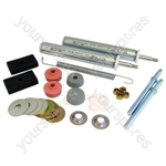 Hotpoint 9576 Washing Machine Suspension Kit