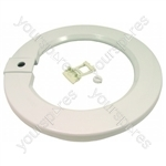 Hotpoint Washing Machine White Door Trim