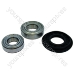 Indesit SGE12XUK Washing Machine Drum Bearing and Seal Kit