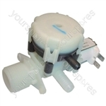 Hotpoint DF21W Dishwasher Water Valve Saftey