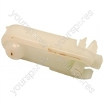 Indesit White Freezer Flap Hinge