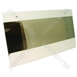 Hotpoint Main oven door glass Spares