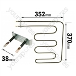 Indesit Top Oven Grill Element