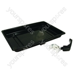 Indesit Cooker Grill Pan and Handle