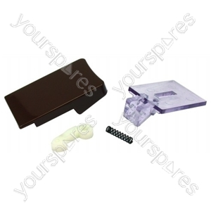 Door Handle Kit Brown