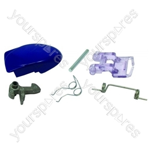 Door Handle Kit Blue