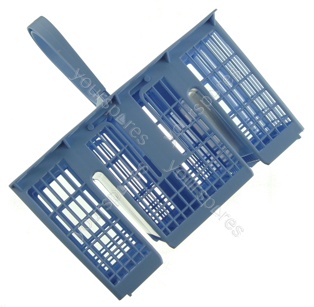 Light Blue Indesit Dishwasher Cutlery Basket C00258627 by ...