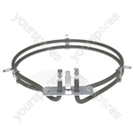 Gaggenau Replacement Fan Oven Cooker Heating Element (2300w) (2 Turns)