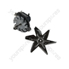 Creda Motor:Fan-oven Spares