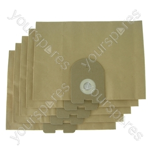 Hoover Galaxy Vacuum Cleaner Paper Dust Bags