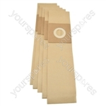 Hoover Starlight Vacuum Cleaner Paper Dust Bags