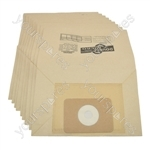 Numatic MVM-2BH Charles/George Vacuum Cleaner Paper Dust Bags