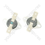 Tumble Dryer Thermostat Kit (Green Spot)